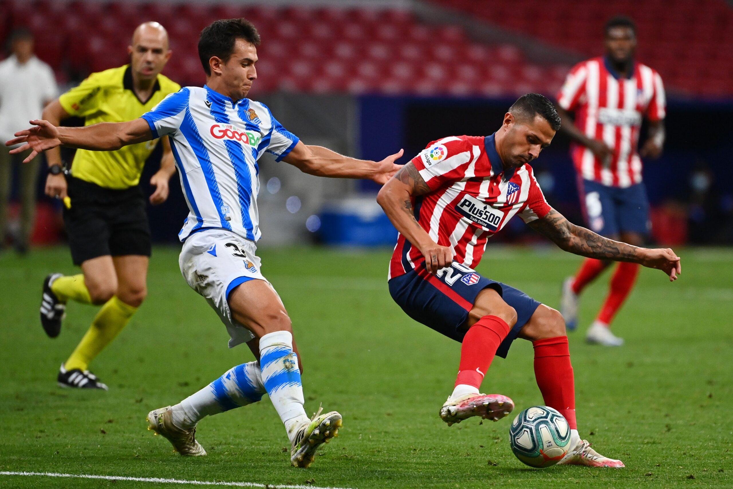 Fichajes: Venta inminente de Vitolo en el Atlético