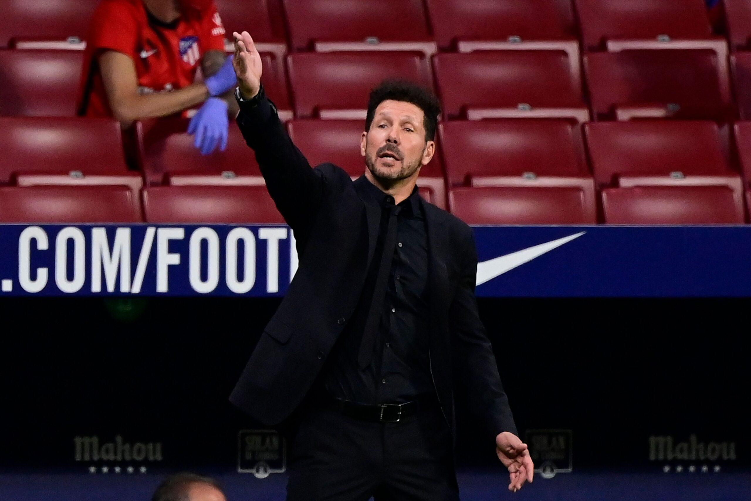 Fichajes: Simeone y su nuevo lateral izquierdo