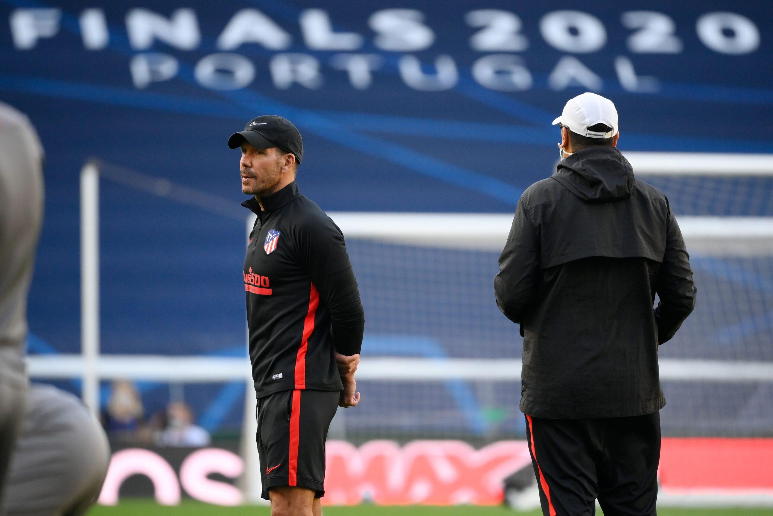 Fichajes: Hoy miércoles llega a Madrid y firmará con Simeone
