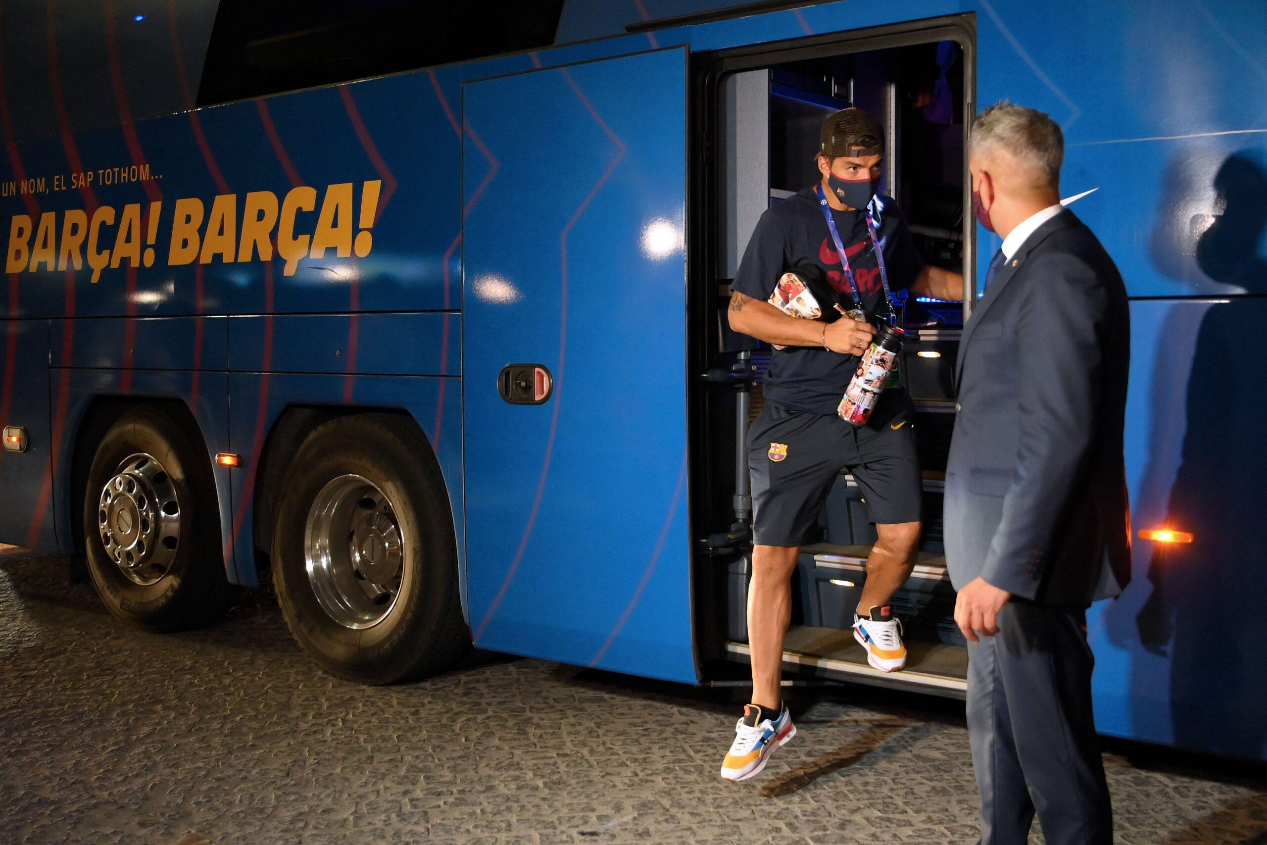 Así está la situación de Suárez con el Atlético para el cierre de su fichaje.