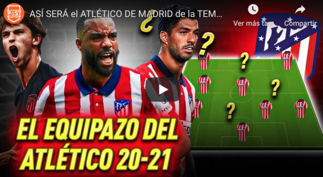 Post United: El vídeo donde desvelan cómo será el Atlético 2020-21