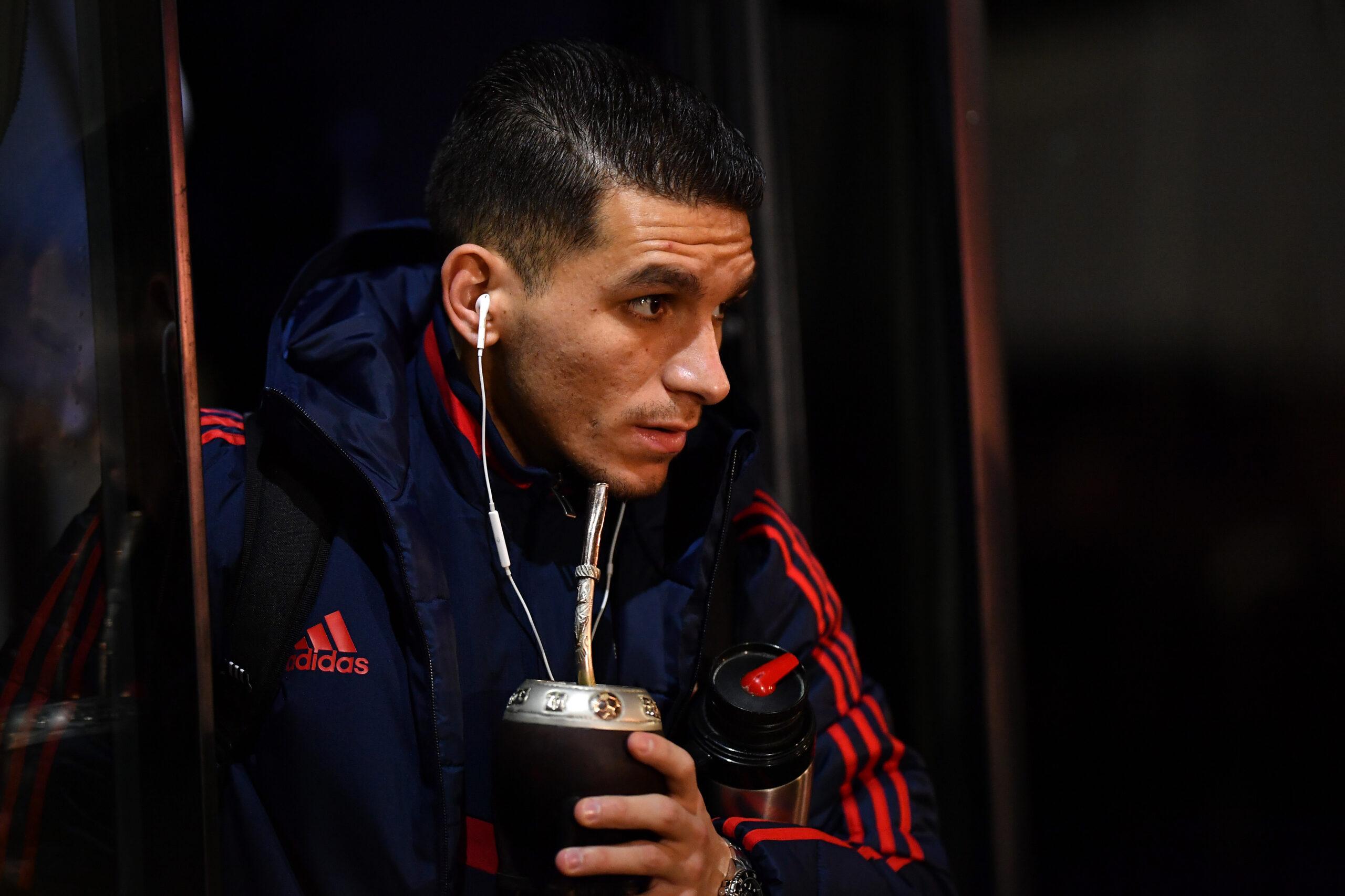 Lucas Torreira llegará cedido al Atlético de Madrid