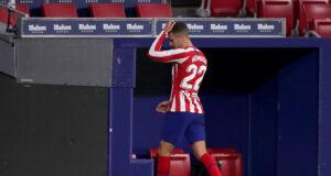 Mario Hermoso es una posible salida del Atlético