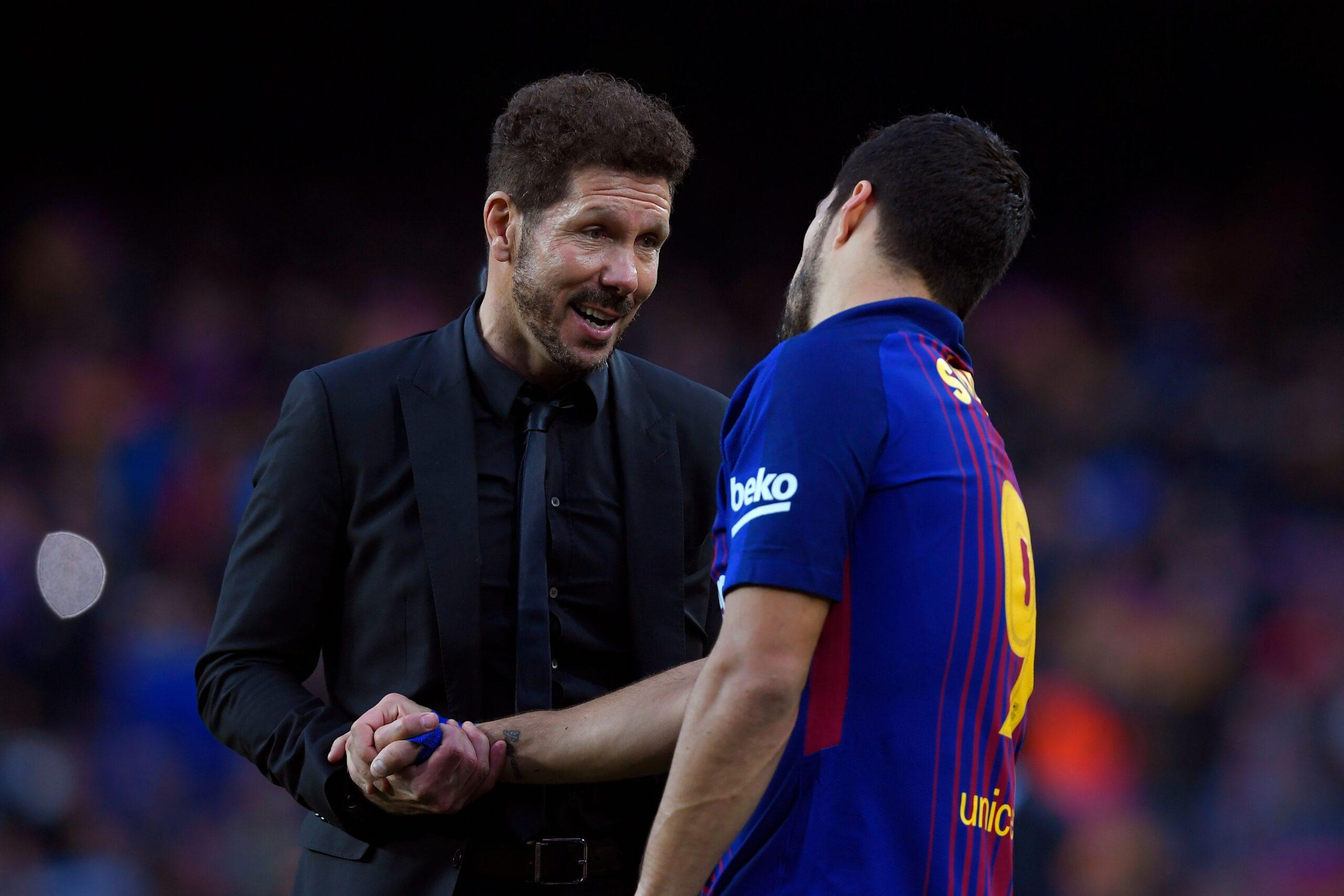 Suárez explica en este vídeo por qué quiere el Atlético