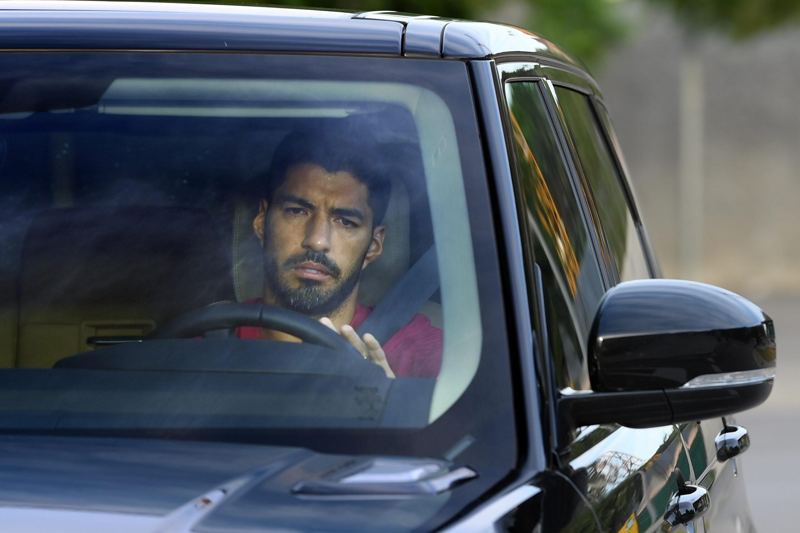 Luis Suárez es una posible fichaje del Atlético