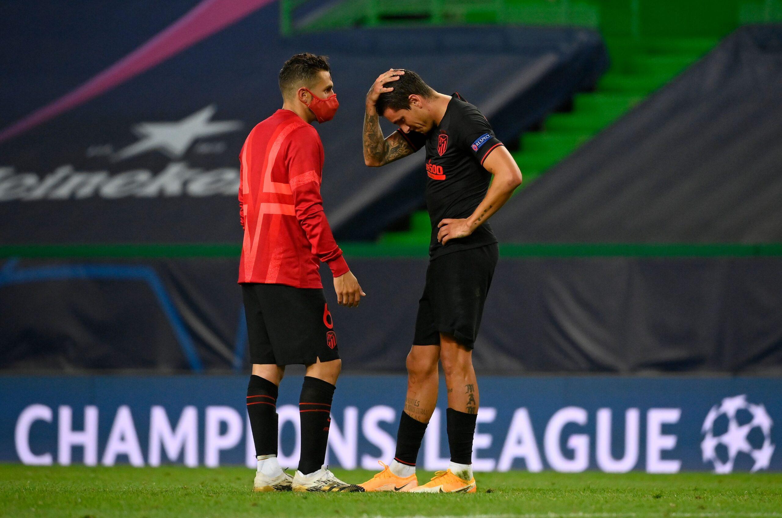 La afición del Atlético tiene claro qué hacer con Giménez