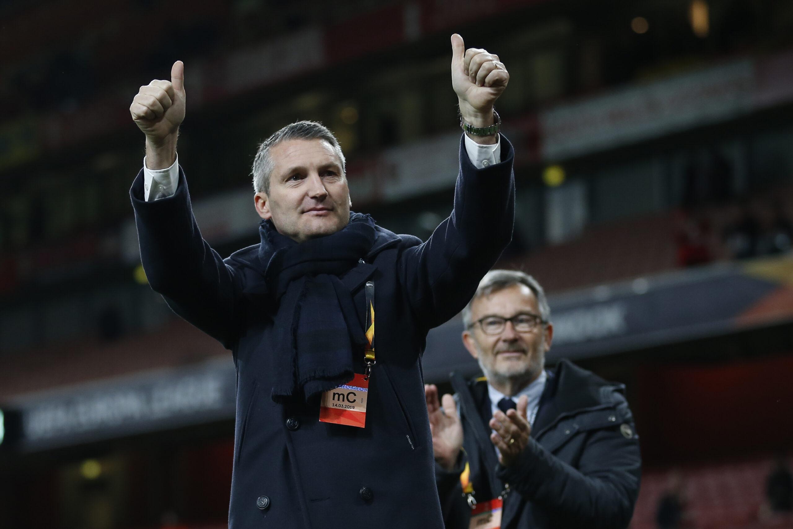 """Bomba en el mercado de fichajes: """"¿El Madrid? El que nos llamó fue el Atlético"""""""