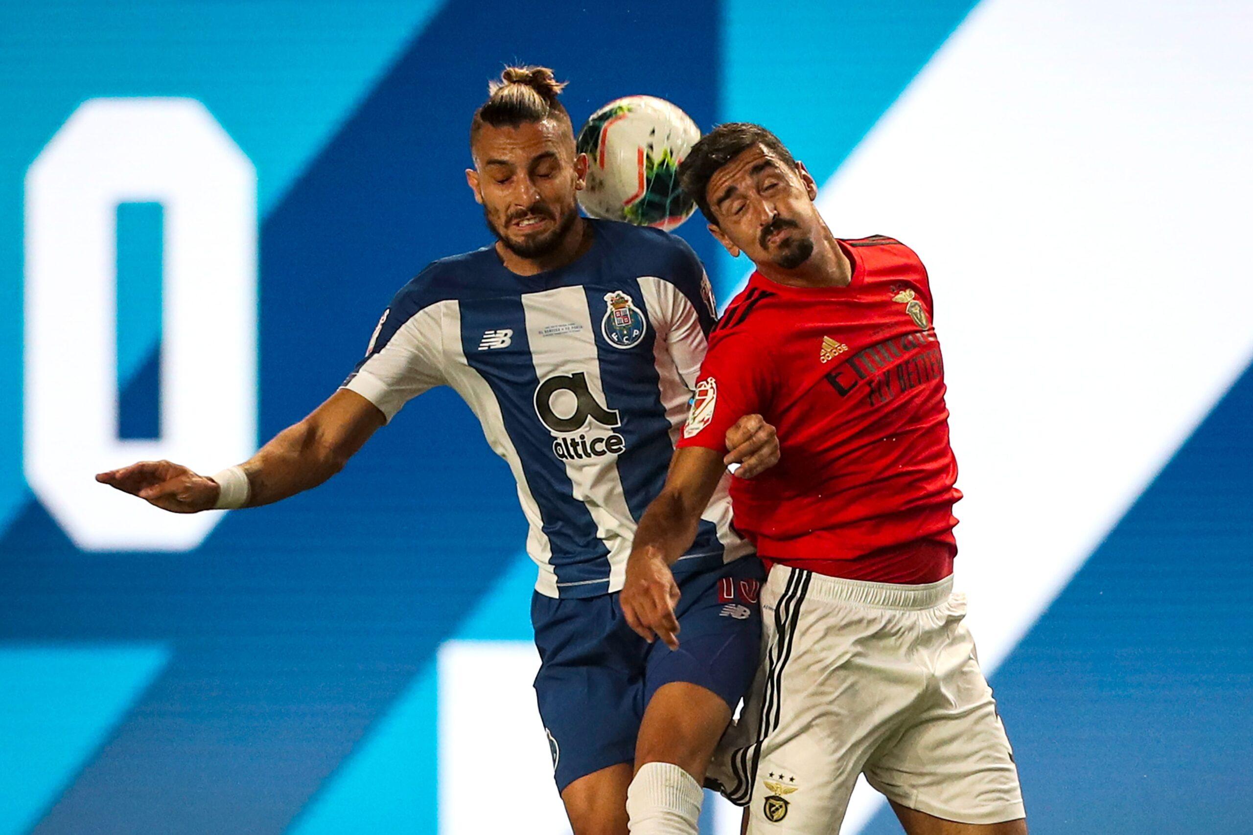 Alex Telles es un posible fichaje del Atlético 1