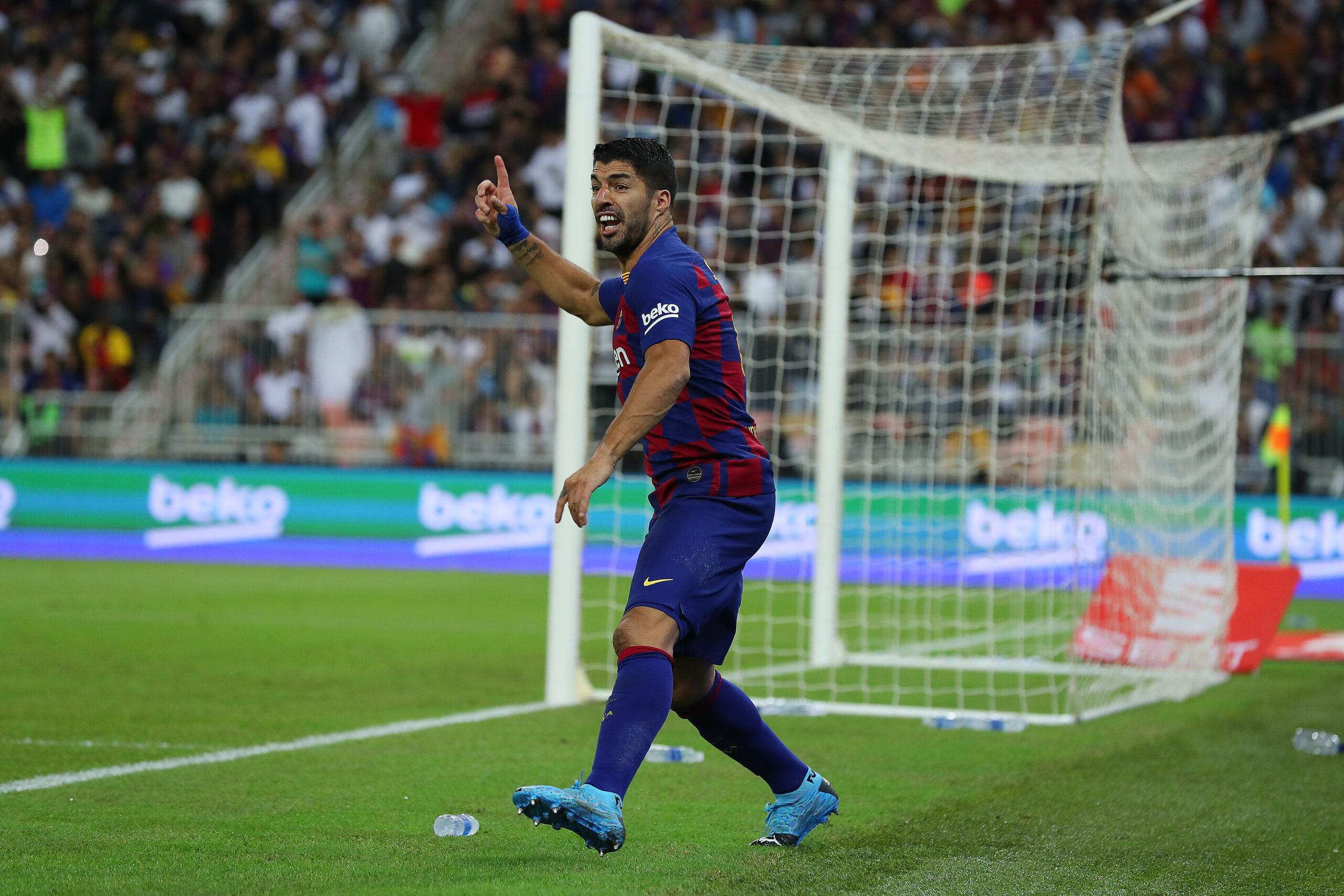 VIDEO: Desvelado el salario de Luis Suárez en el Atlético