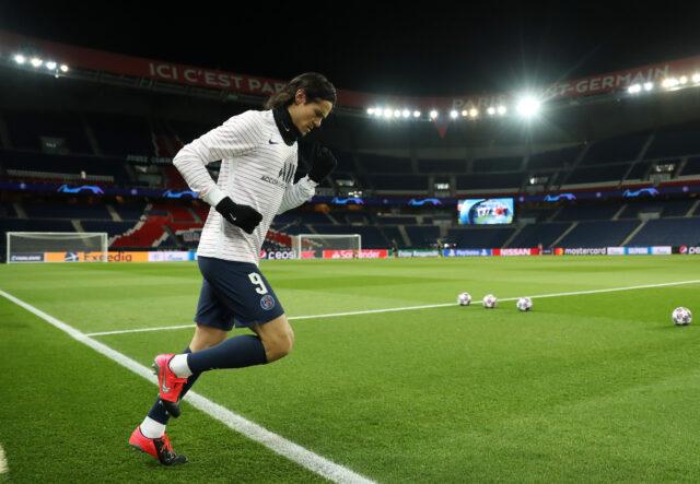 Edinson Cavani es un posible fichaje del Atlético