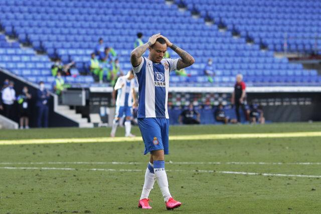 Raúl de Tomas es una posible fichaje del Atlético