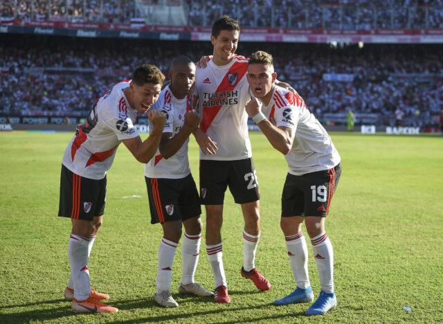 El Atlético busca negocio con River Plate