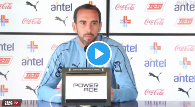 VIDEO: Godín desvela lo que Suárez aprenderá del Atlético