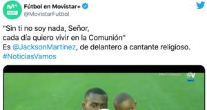VIDEO: Así es la vida de cantante de Jackson Martínez