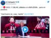 VIDEO: Cazada la conversación entre Oblak y Sául sobre Joao