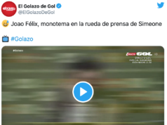 VIDEO: Le preguntan a Simeone si Messi fichará por el Atleti...¡y contesta ésto!