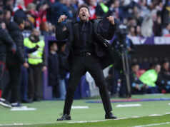 "VIDEO: Simeone cazado en ""plena locura"" con el 3-2 de Joao"