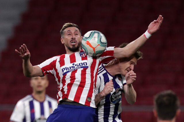 El 'recado' de Héctor Herrera a Simeone