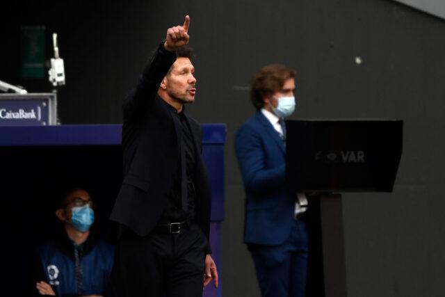 Simeone sorprende a todos: la extraña reacción ante el último fichaje