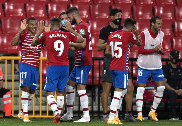 ichajes: Granada y Atlético consiguen un acuerdo