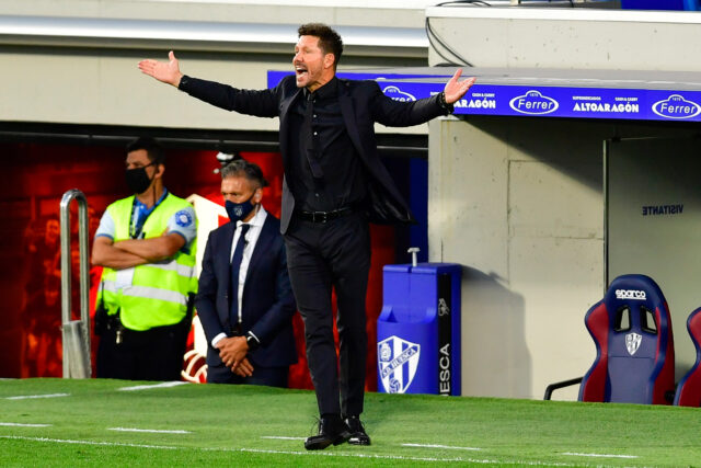 Otro problema para Simeone: ¡alarma total en el Atlético de Madrid!