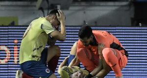 VIDEO: Así fue la terrible lesión de Arias ¡Ánimo!