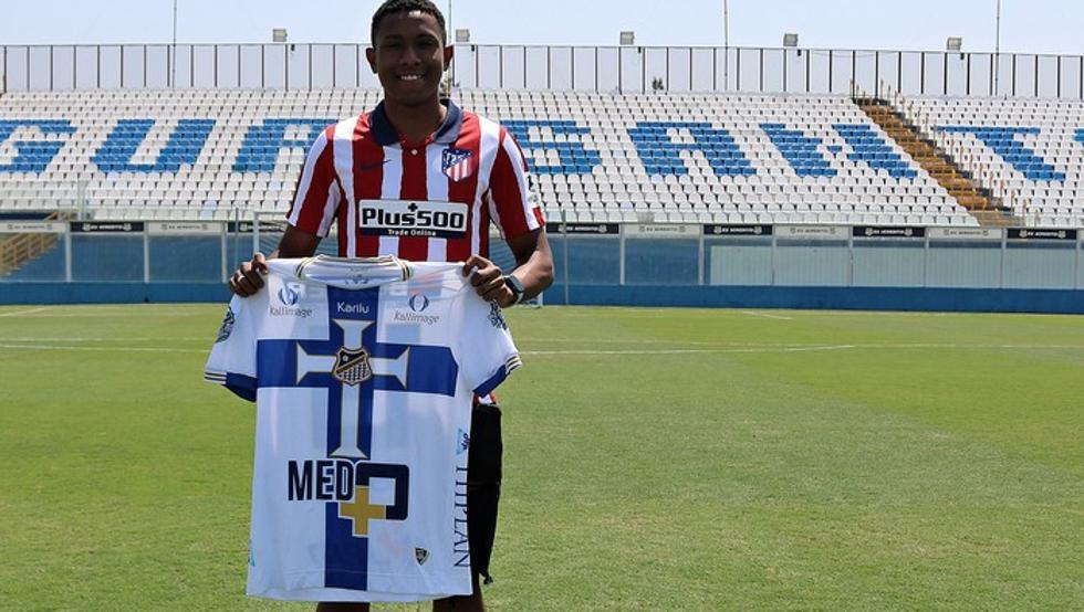 El Atlético oficializa este fichaje: el 'nuevo Alaba'