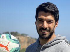 Botas de fútbol de Luis Suárez 2020-21: Puma Future 6.1 Netfit
