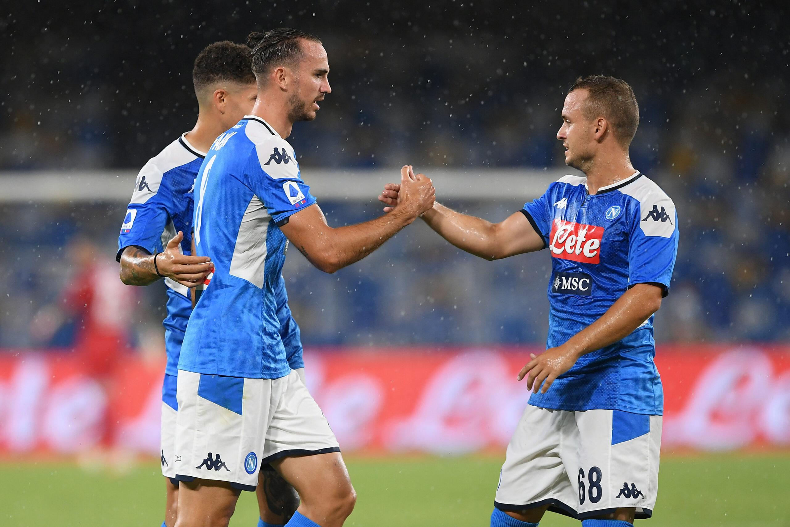 La Gazetta: El Atlético pone en la mesa del Nápoles 50 millones