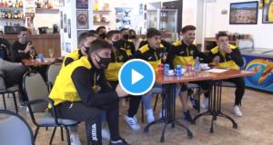 VIDEO: Así vivieron el sorteo en el Cardassar...¡los pelos de punta!