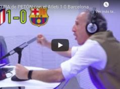 VIDEO en directo: COPE enloqueció con el gol de Carrasco