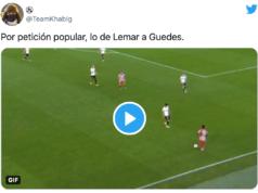 VIDEO: El jugadón de Lemar del que todos hablan