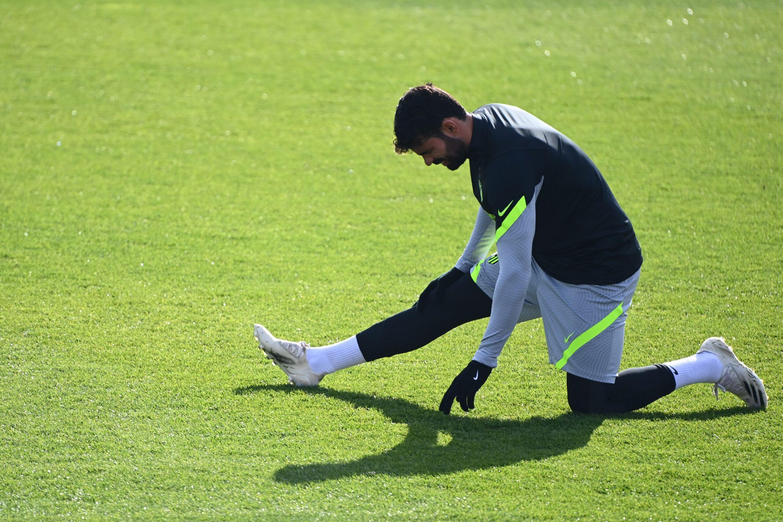 El Atlético medita este fichaje tras la lesión de Costa