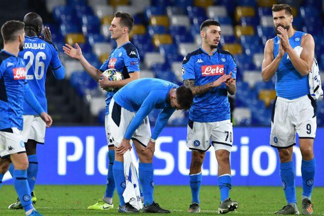 El Atlético busca delantero en el Nápoles para enero según Sports Mole