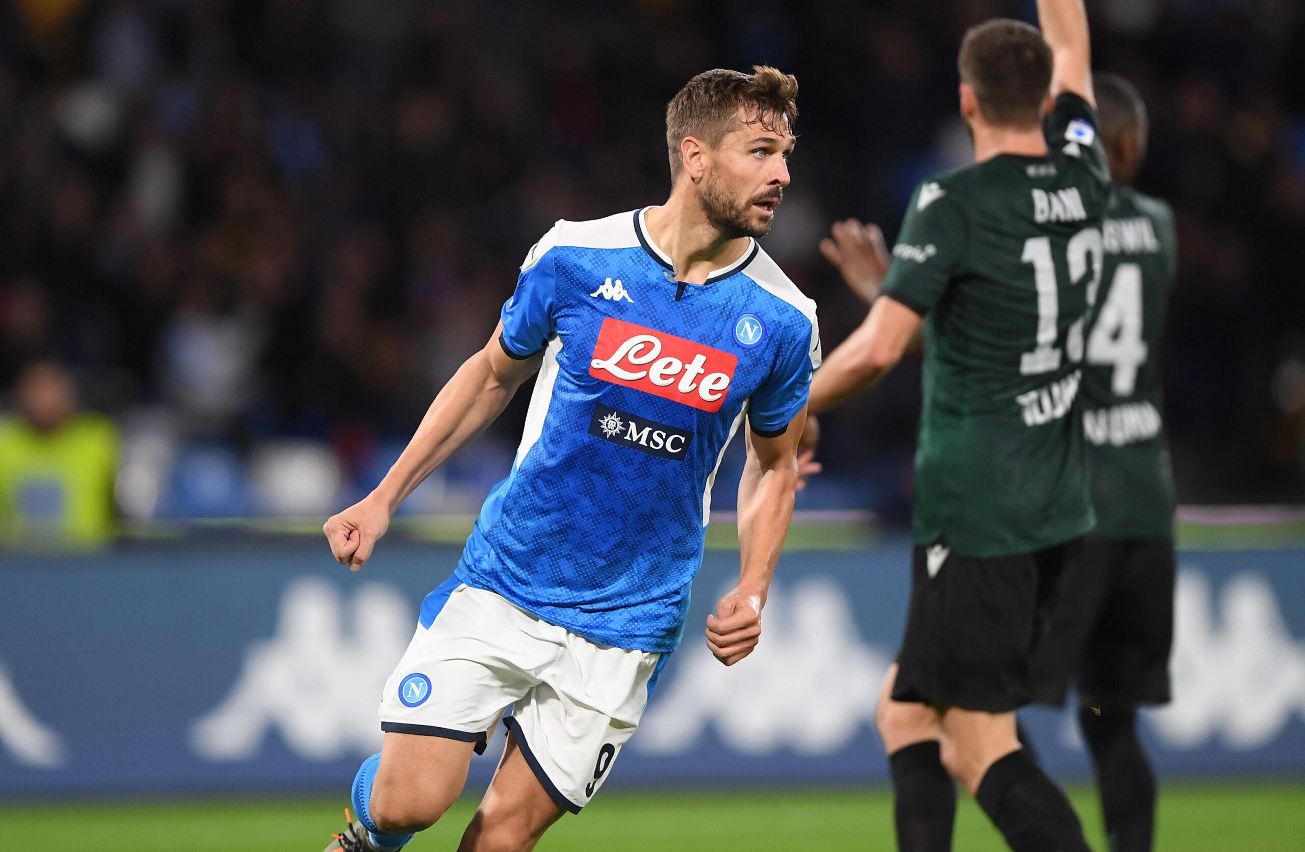El Atlético busca delantero en el Nápoles para según Sports Mole 1