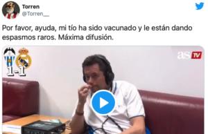 Este vídeo en directo de Roncero con la remontada del Alcoyano es ya viral