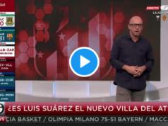 """Vídeo GOL: """"Suárez en el Atlético será mejor que Villa"""""""