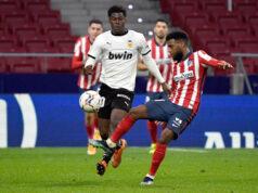 Lemar explica cómo ha logrado ser titularísimo en el Atlético
