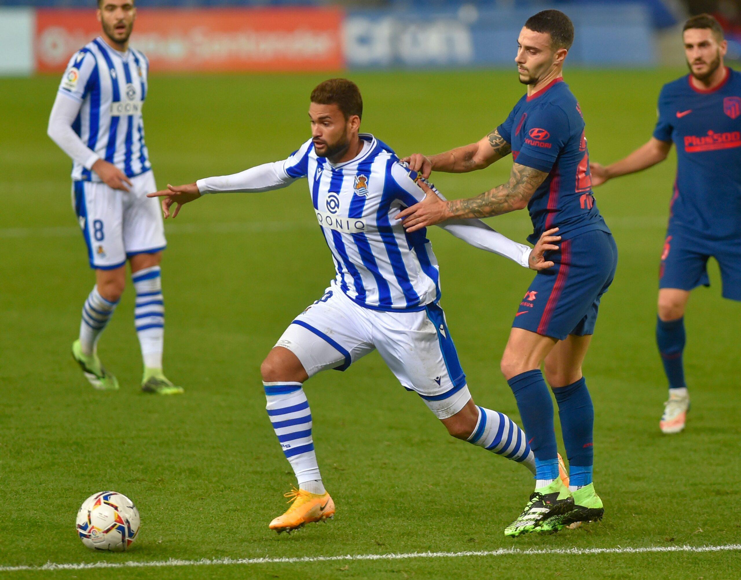 Fichajes: El Atlético quiere cerrar un fichaje en la Real Sociedad según Sky