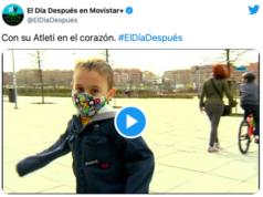 VIDEO: Este niño emocionado con su Atleti se ha hecho ya viral