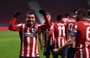 Atlético de Madrid 16