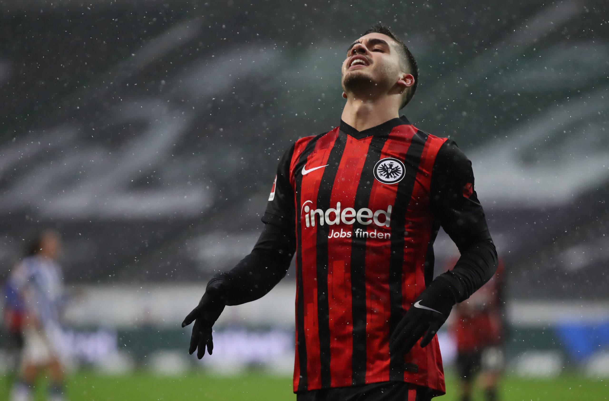 Bild: El Atlético busca un acuerdo con el Eintracht Frankfurt