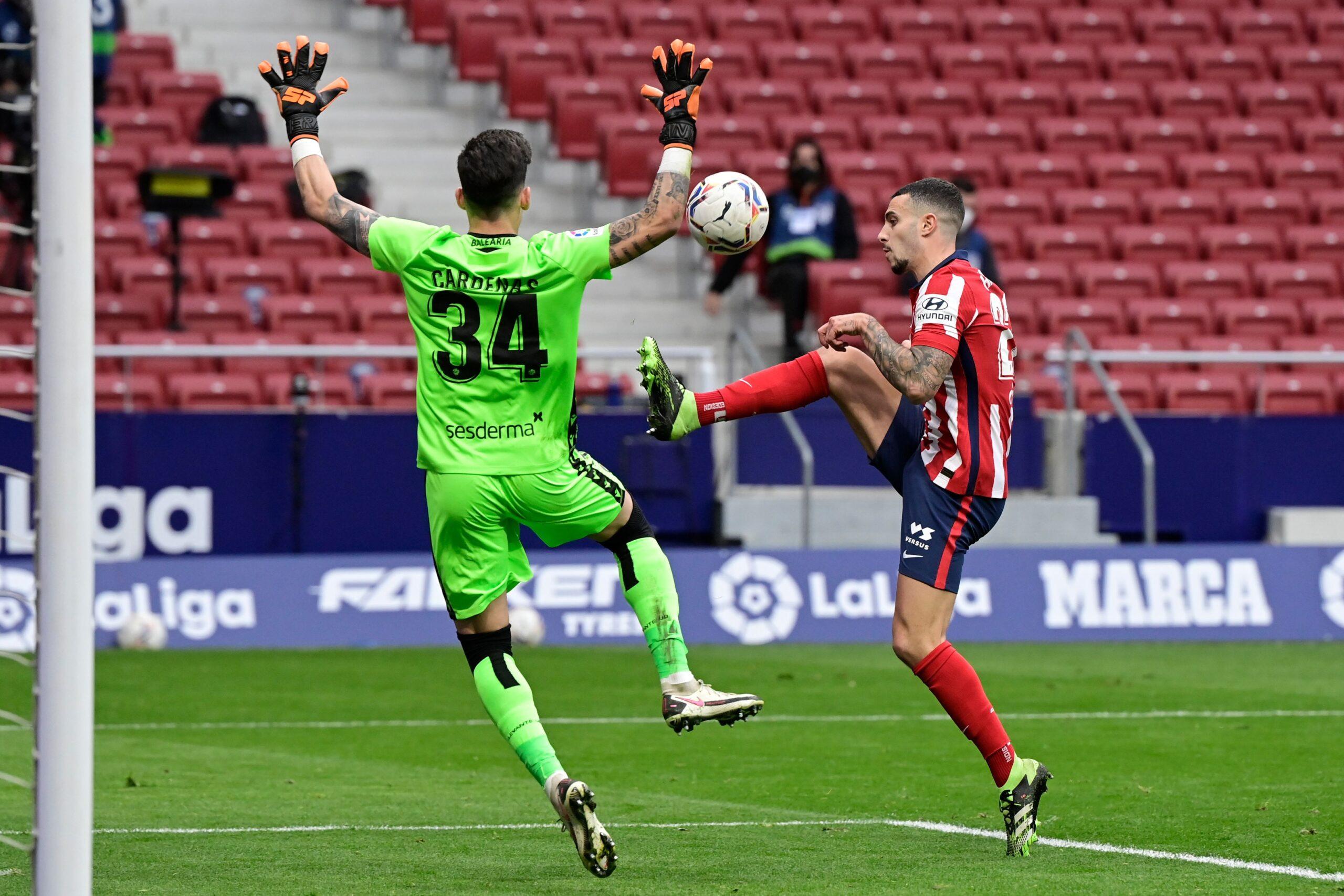 """[AUDIO] El portero del Levante no se corta: """"Espero y deseo que el Madrid gane la Liga"""""""