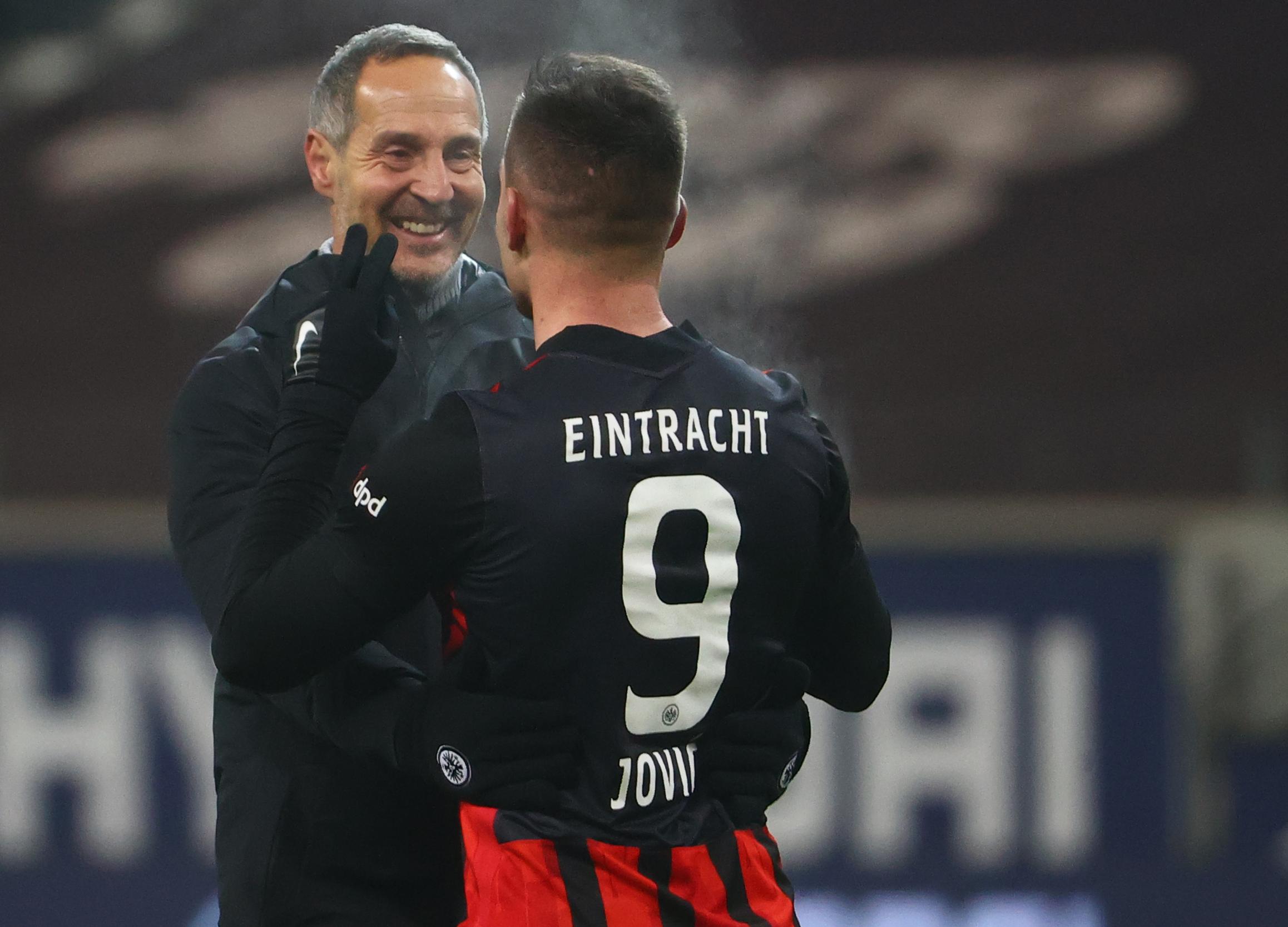 Atlético, Eintracht, y Real Madrid: 2 fichajes a 3 bandas