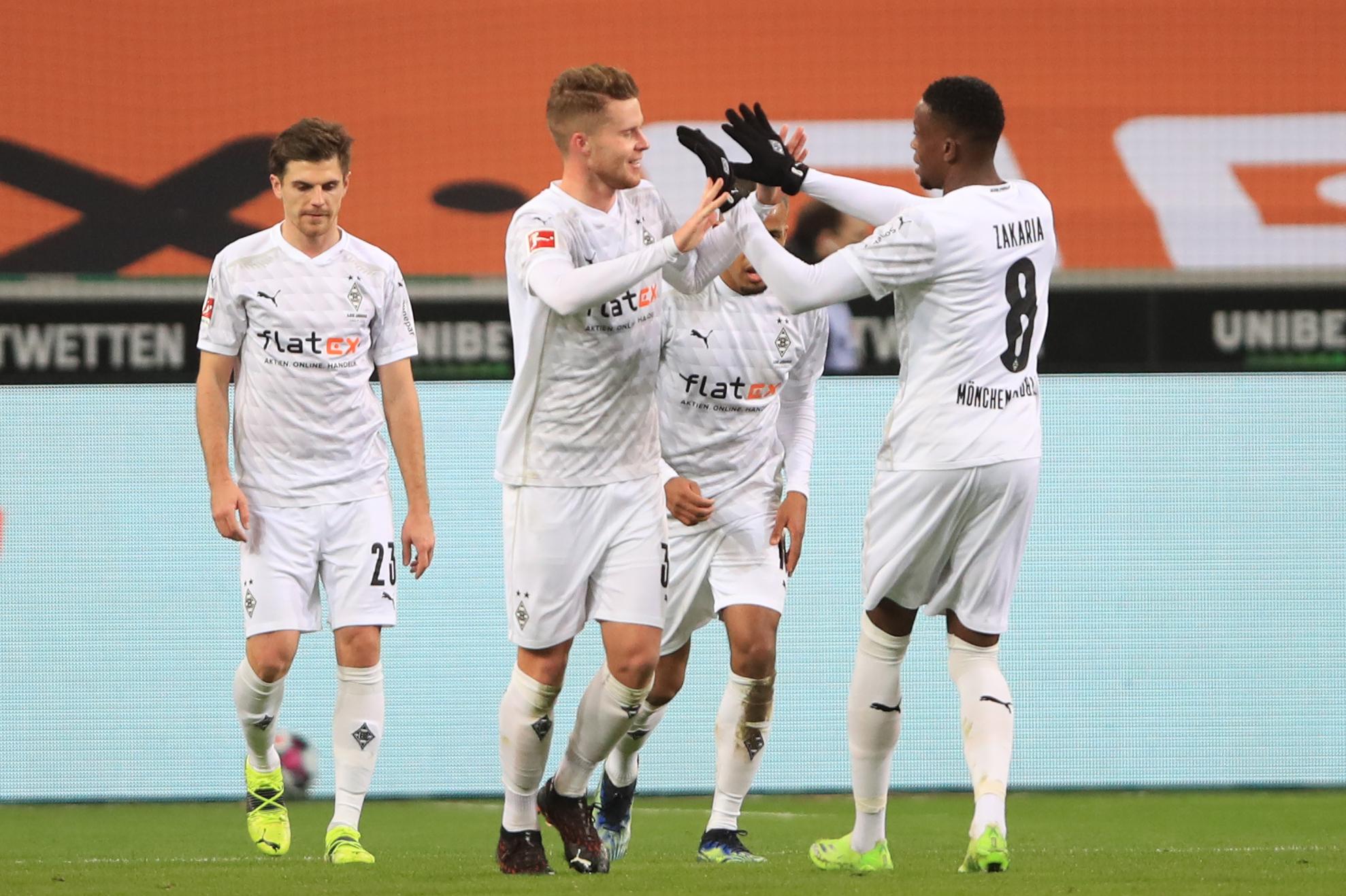 Daily Express: El Atlético busca un acuerdo con el Mönchengladbach