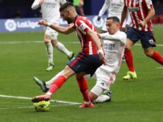 VIDEO VIRAL: El regate brutal de Carrasco a Lucas Vázquez