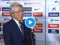 VIDEO: Cerezo confunde a Oblak con Benzema en una entrevista catastrófica
