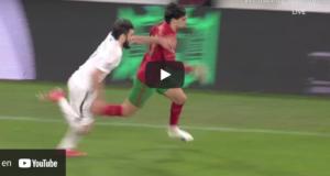 """VIDEO: El """"regatazo"""" y jugadón de Joao Félix con Portugal"""