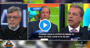 VIDEO: ¿Debe dimitir Simeone si el Atlético pierde la liga?