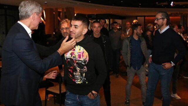 El presidente del Atlético de Madrid, Enrique Cerezo, ha confiado especialmente en que su equipo gane el próximo domingo en el Benito Villamarín al Betis porque en estos momentos de la Liga